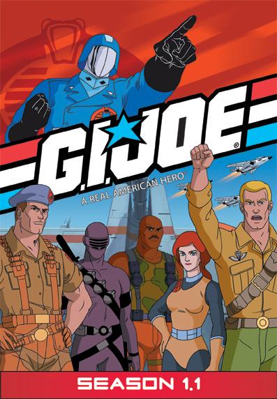 G.I. JOE A Real American Hero: Season 1.1
