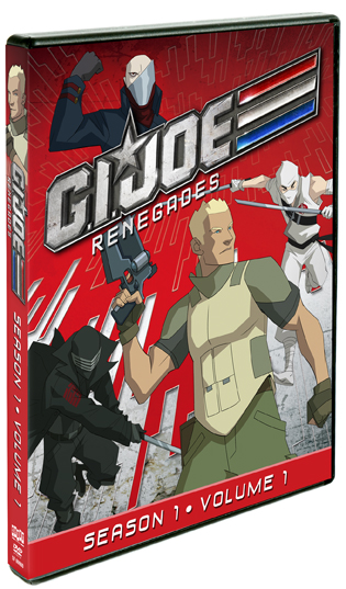 G.I. JOE Renegades: Season One, Vol. 1