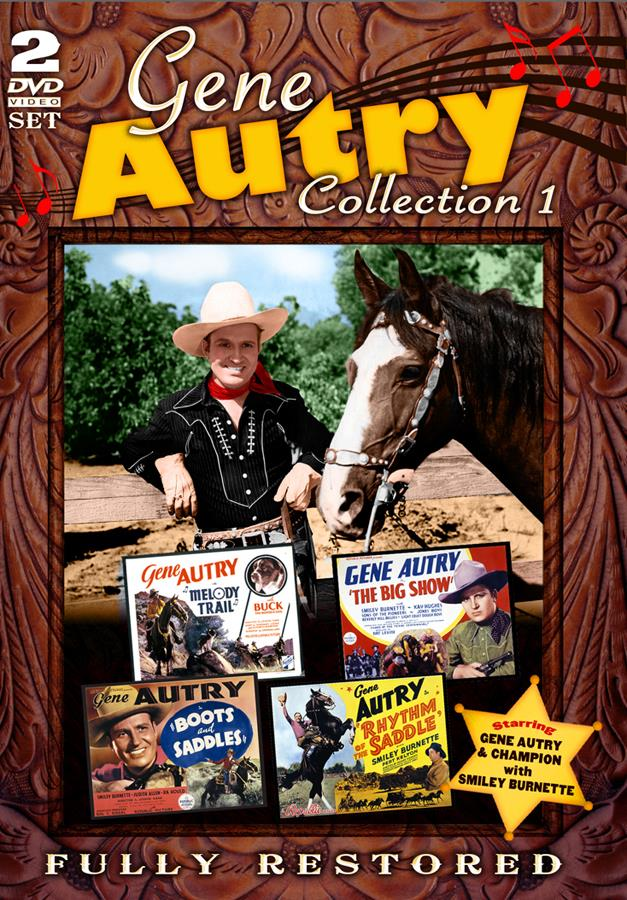 Gene Autry Collection 1