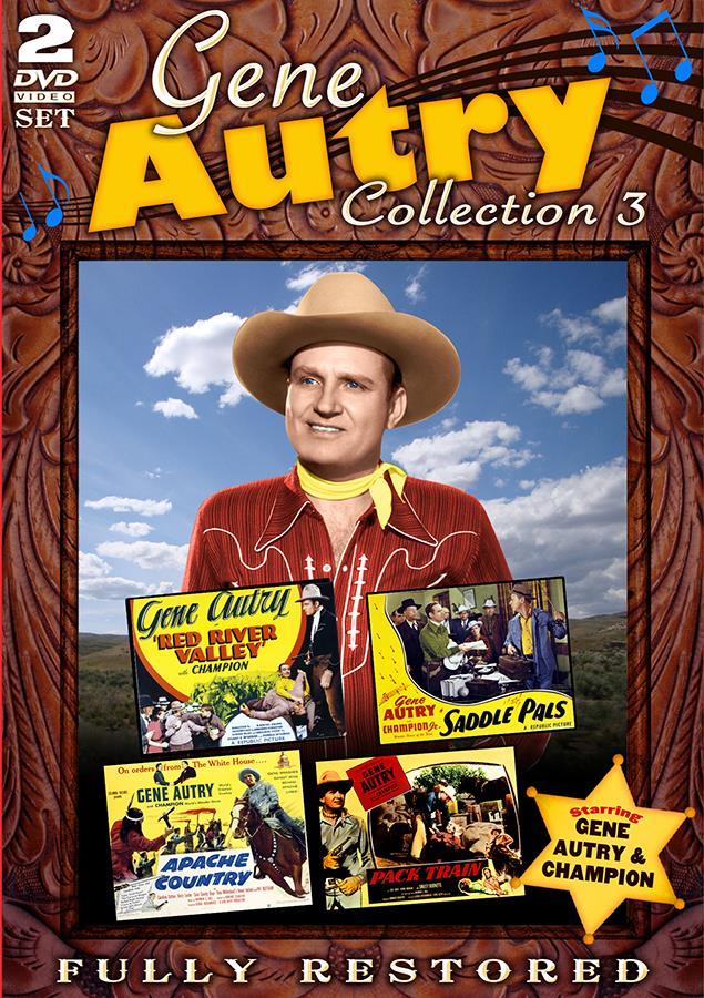 Gene Autry Collection 3