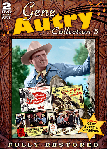 Gene Autry Collection 5
