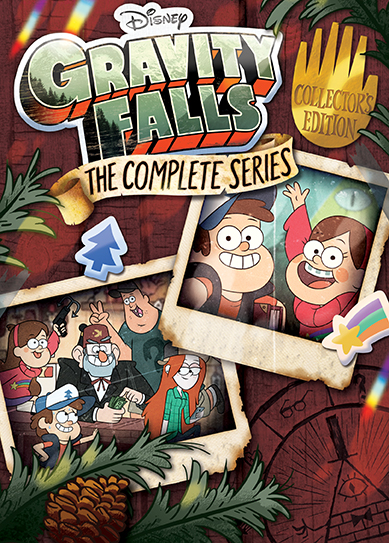 Gravity Falls: The Complete Series [Collector's Edition]