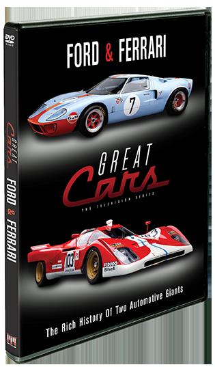 Great Cars: Ford & Ferrari