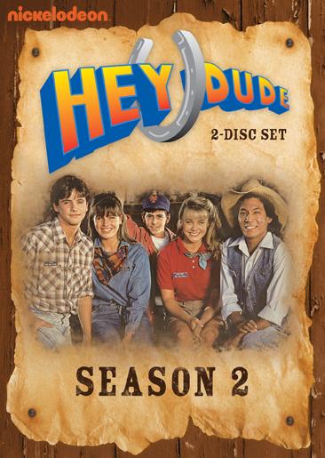 Hey Dude: Season Two