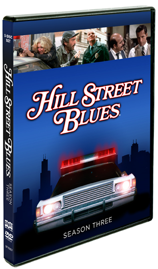 Hill Street Blues: Season Three