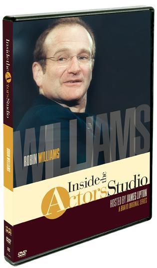 Inside The Actors Studio: Robin Williams