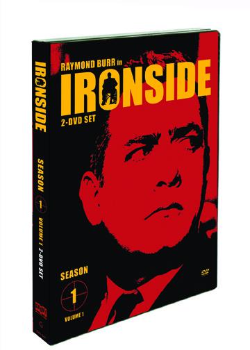 Ironside: Season One, Vol. 1 [2-DVD Set]
