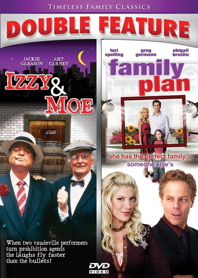 Izzy & Moe / Family Plan [Double Feature]