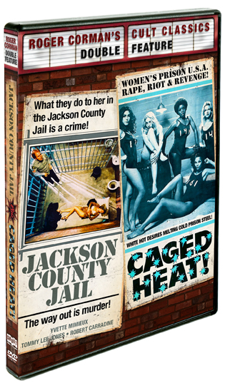 Jackson County Jail / Caged Heat! [Double Feature]