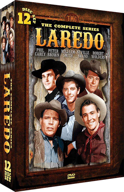 Laredo: The Complete Series