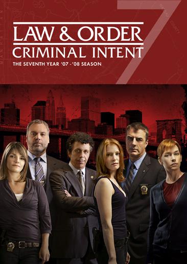 Law & Order: Criminal Intent - Year Seven