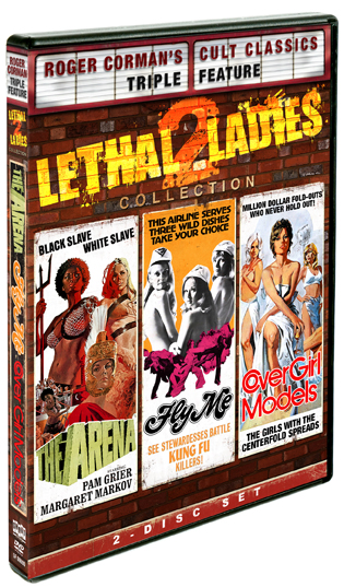 Lethal Ladies Collection: Vol. 2 [Triple Feature]