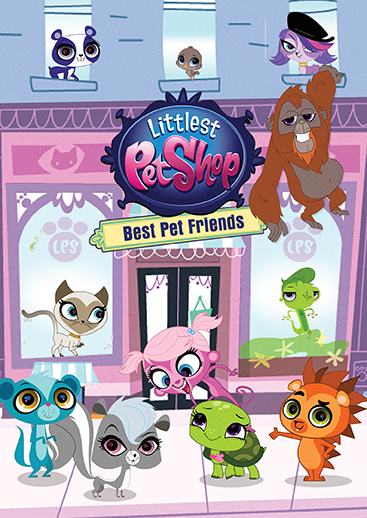 Littlest Pet Shop: Best Pet Friends