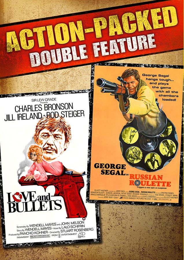 Love And Bullets / Russian Roulette [Double Feature]