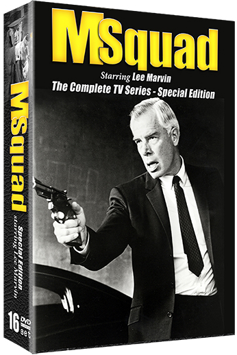 M Squad: The Complete Series [Special Edition]