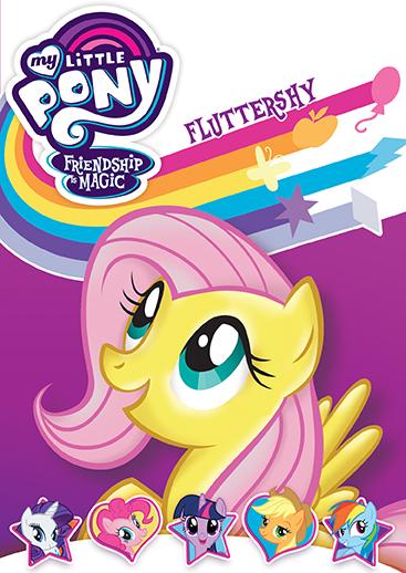 my little pony friendship is magic fluttershy dvd shout factory
