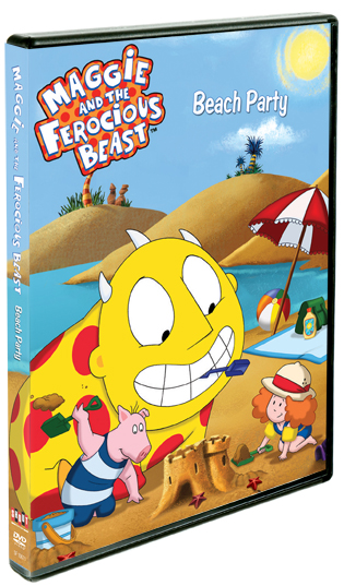 Maggie And The Ferocious Beast: Beach Party