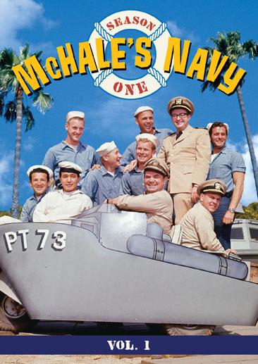 McHale's Navy: Season One, Vol. 1