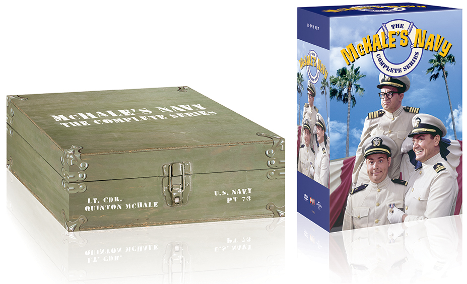McHale's Navy: The Complete Series