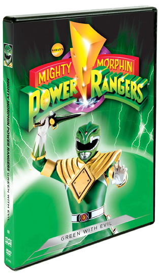 Mighty Morphin Power Rangers: Green With Evil