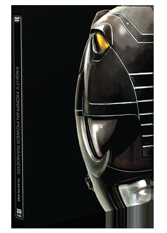 Mighty Morphin Power Rangers: Season One [Limited Edition Steelbook]