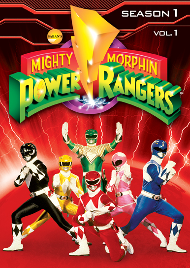 Mighty Morphin Power Rangers: Season One, Vol. 1