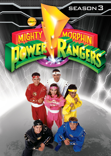 Mighty Morphin Power Rangers: Season Three