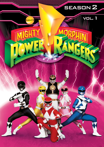 Mighty Morphin Power Rangers: Season Two, Vol. 1