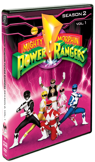 Mighty Morphin Power Rangers: Season Two, Vol. 1