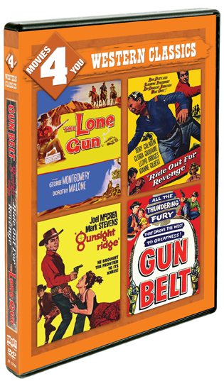 Movies 4 You: Western Classics [4 Films] (SOLD OUT)