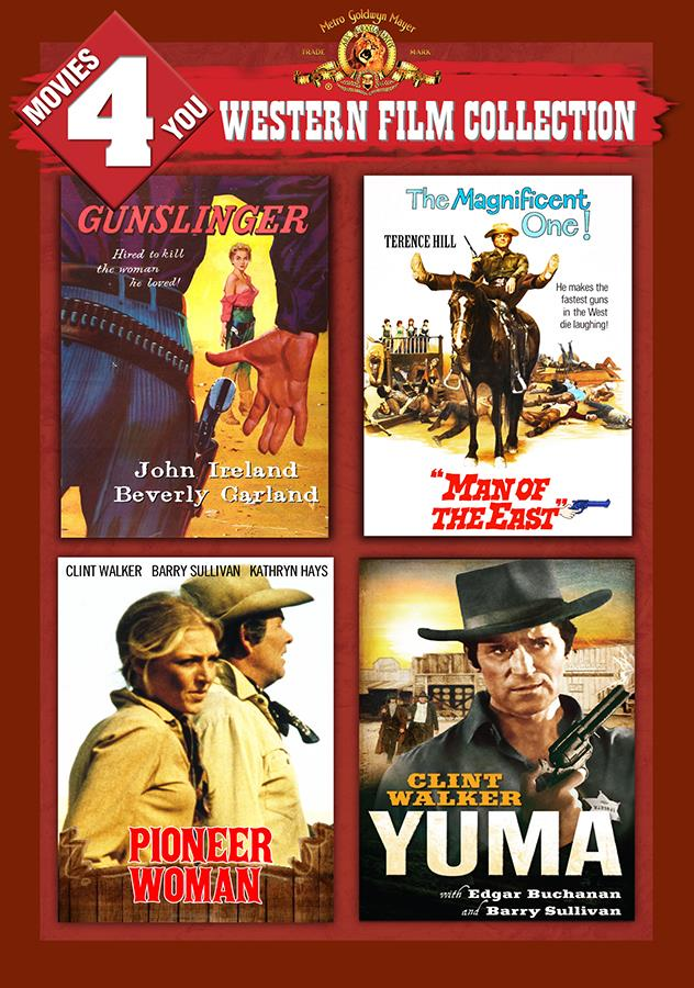 Movies 4 You: Western Film Collection [4 Films]