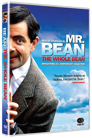 Mr. Bean: The Whole Bean [Remastered 25th Anniversary Collection]