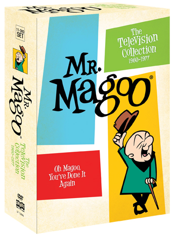 Mr. Magoo: The Television Collection 1960-1977