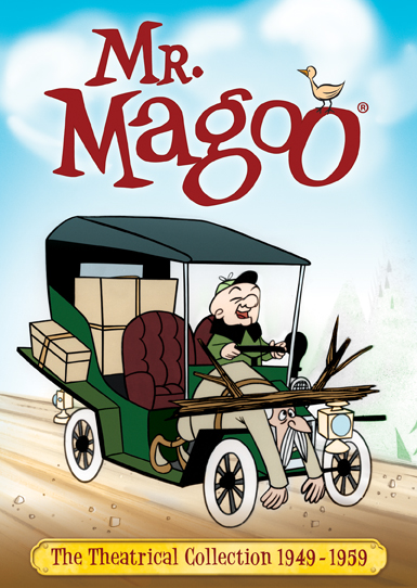 Mr. Magoo: The Theatrical Collection 1949-1959