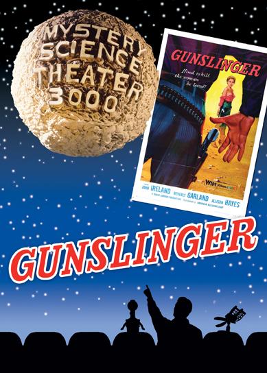 MST3K: Gunslinger