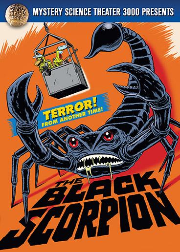 MST3K: The Black Scorpion