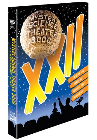 MST3K: Volume XXII