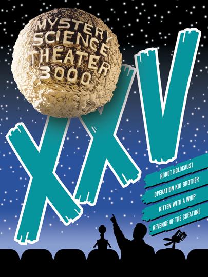 MST3K: Volume XXV