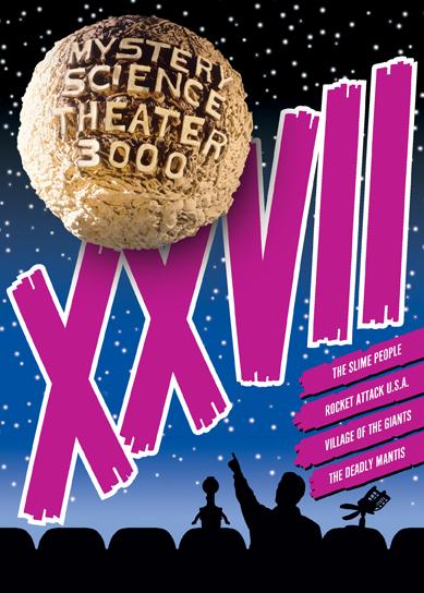 MST3K: Volume XXVII