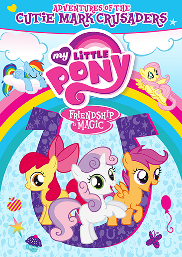 My Little Pony Friendship Is Magic: Adventures Of The Cutie Mark Crusaders