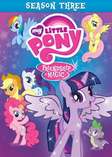 My Little Pony Friendship Is Magic: Season Three