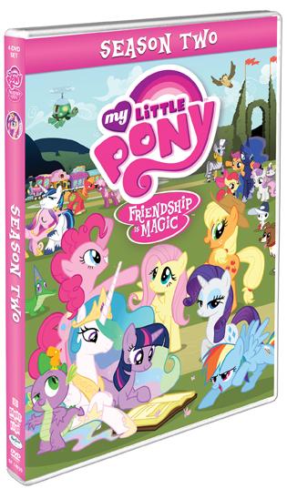 My Little Pony Friendship Is Magic: Season Two