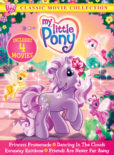 My Little Pony: Classic Movie Collection