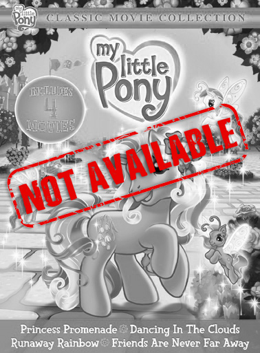 My Little Pony: Classic Movie Collection (SOLD OUT)