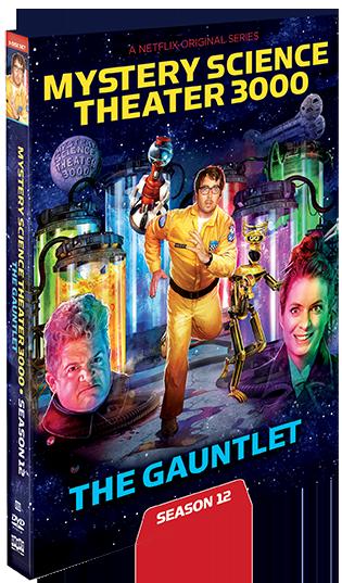 MST3K: Season Twelve - The Gauntlet
