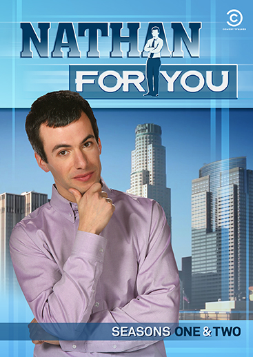Nathan For You: Seasons One & Two (SOLD OUT)