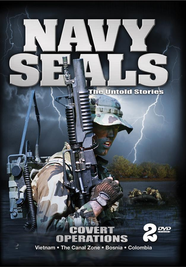 Navy Seals: The Untold Stories