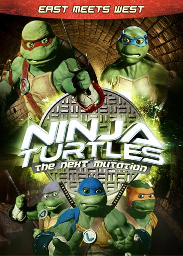 Ninja Turtles: The Next Mutation: East Meets West