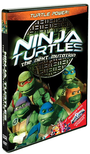 Ninja Turtles: The Next Mutation: Turtle Power!