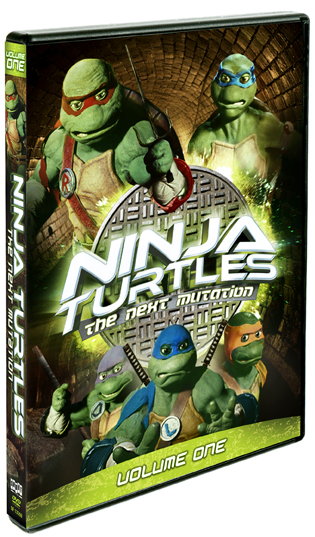 Ninja Turtles: The Next Mutation: Vol. 1